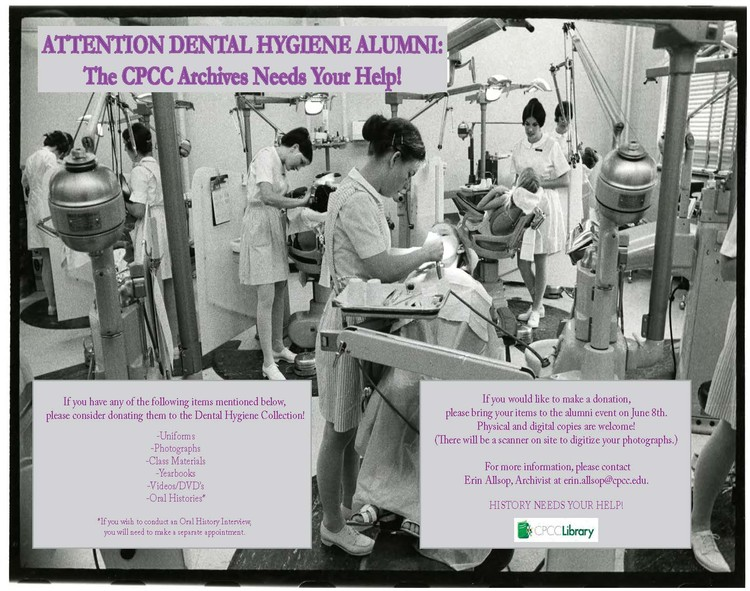 Dental Hygiene Archive Project
