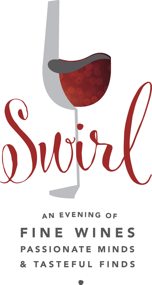 Swirl: An Evening of Fine Wines, Passionate Minds & Tasteful Finds