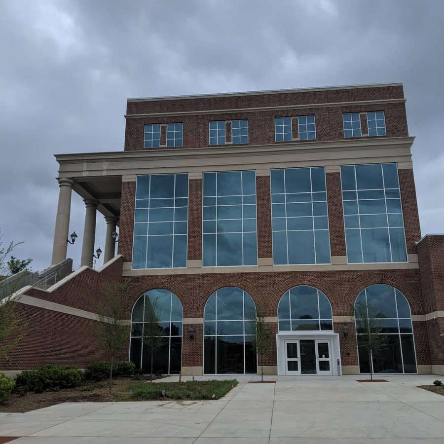 Harper Campus building